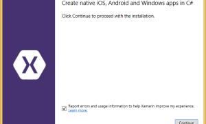 Tổng quan về lập trình Android với Xamarin (Bài 1)